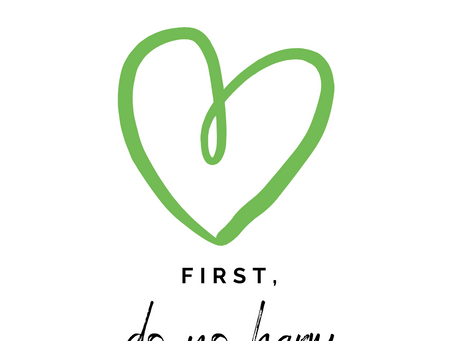 First, Do No Harm | Principles of Naturopathic Medicine