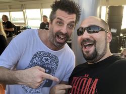 Paul Gargano and Jason Gooley