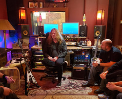 Chatting with Dave!