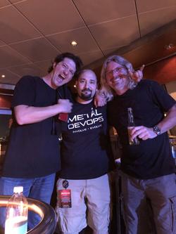 Rafael, Goolz and Ivan!
