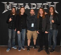 Megadeth and Goolz!
