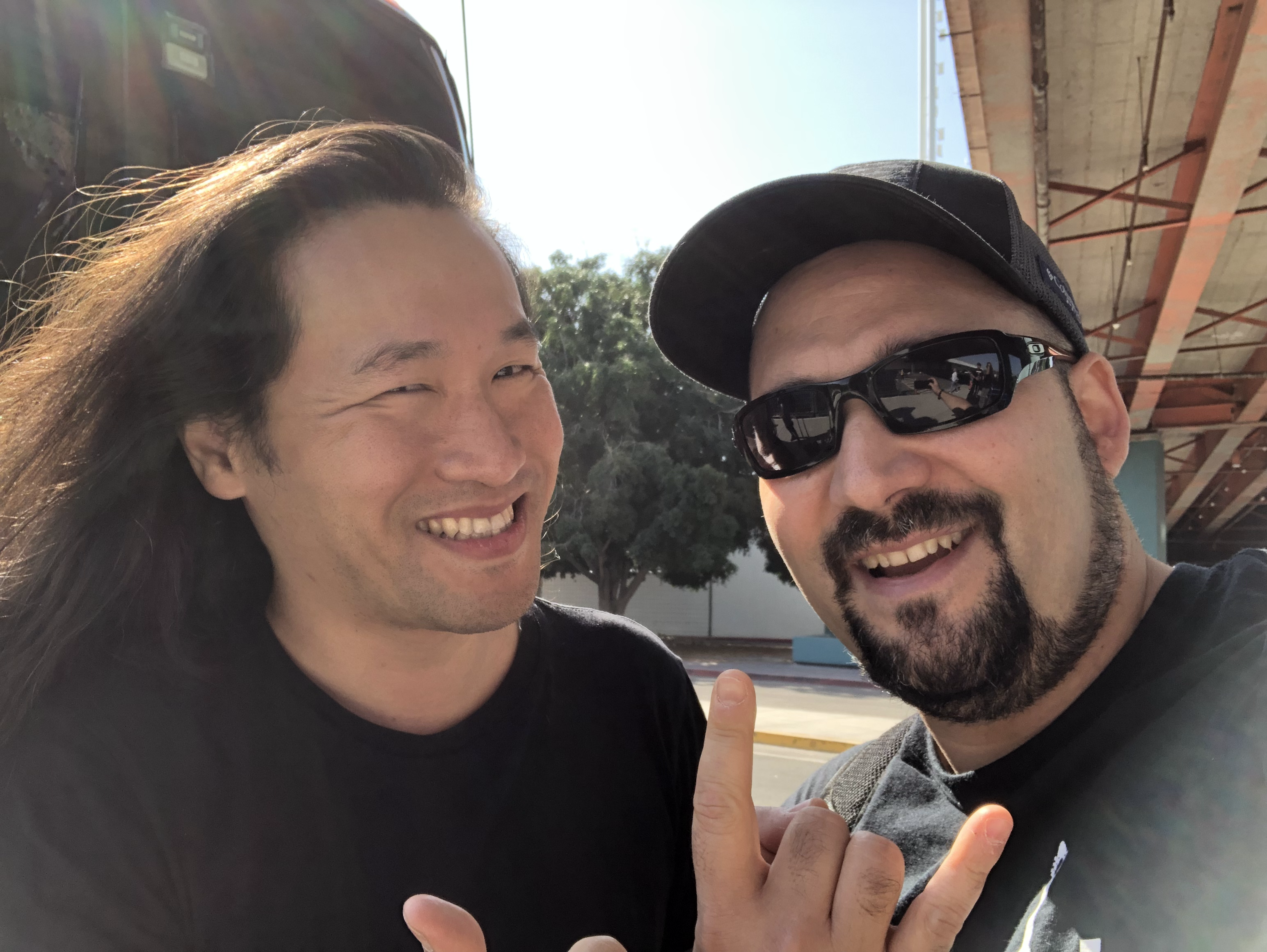 Herman Li and Goolz