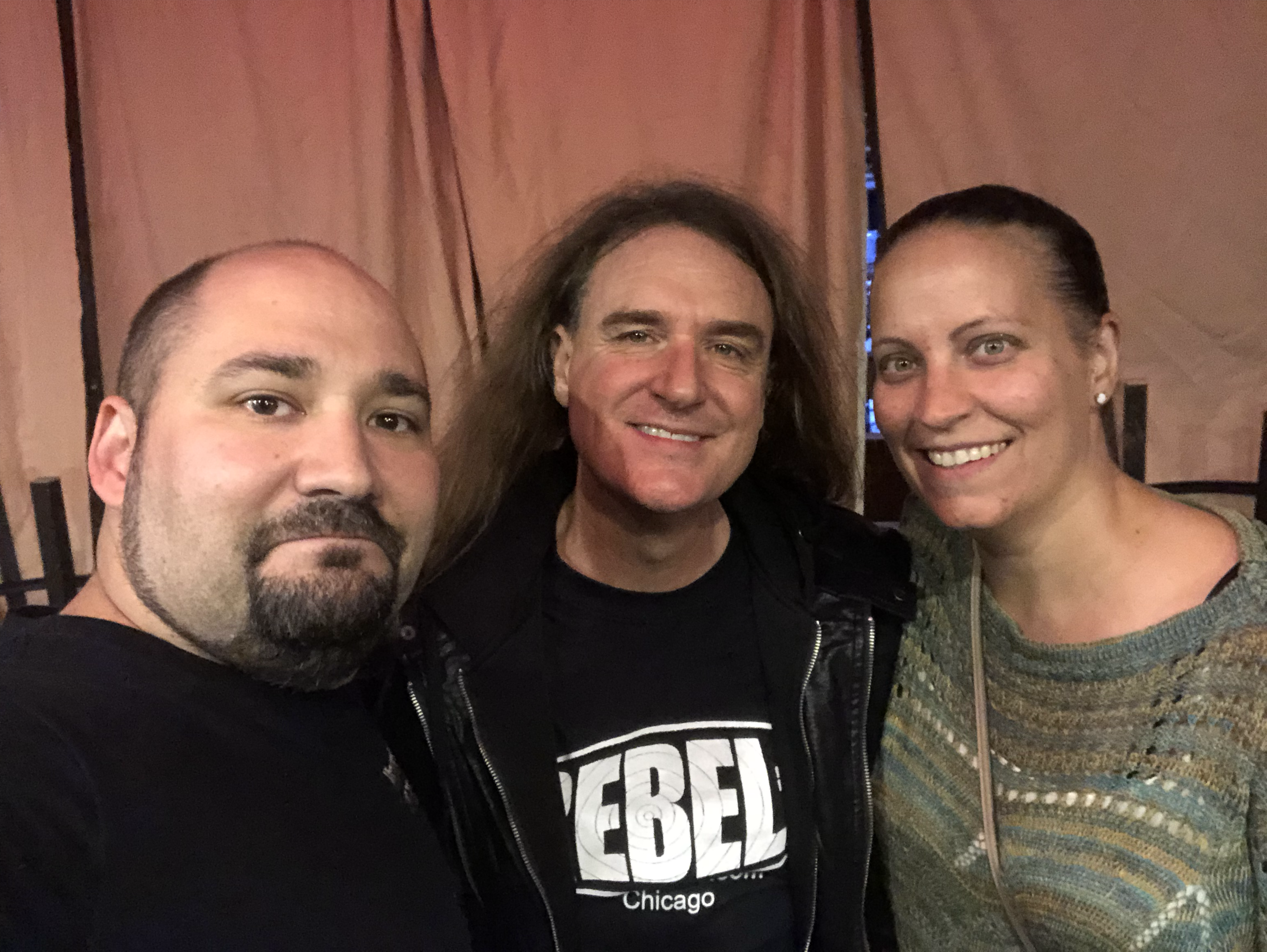 Ellefson and The Gooley's