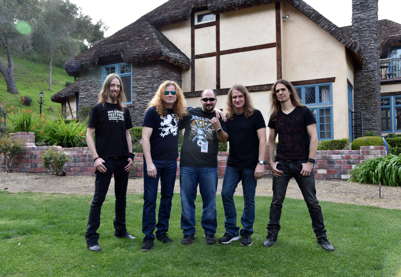 Megadeth Bootcamp!