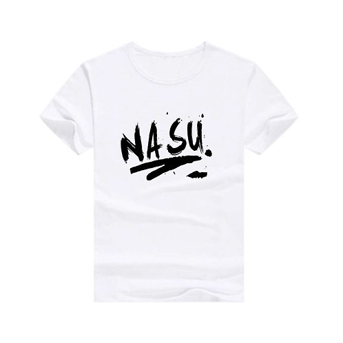 NASU Short Sleeve crew neck T shirt