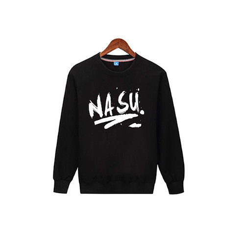 NASU CREW NECK LONG-SLEEVE T-SHIRT