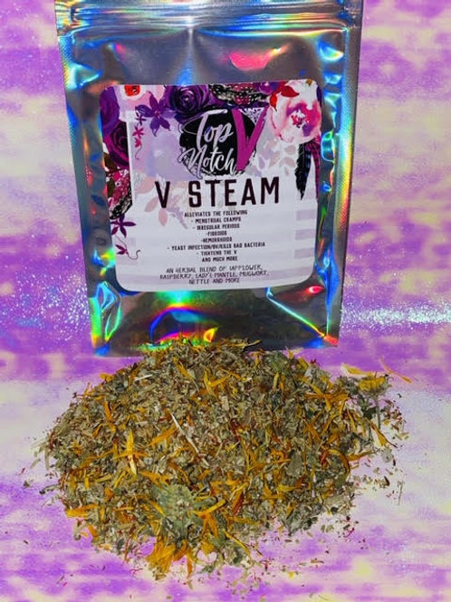 TopNotch Herbal  V Steam