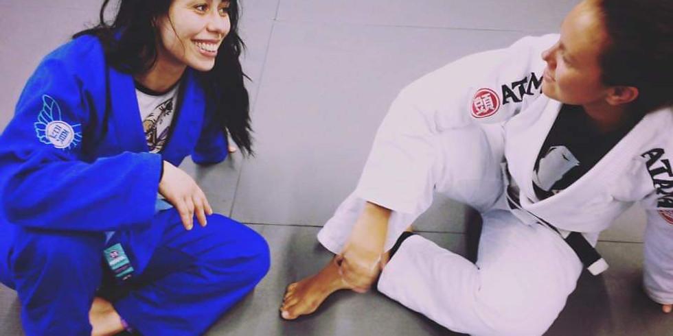 DECOUVERTE SELF DEFENSE & JIU JITSU - DIMANCHE