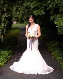Reynolda Gardens Bridal Session
