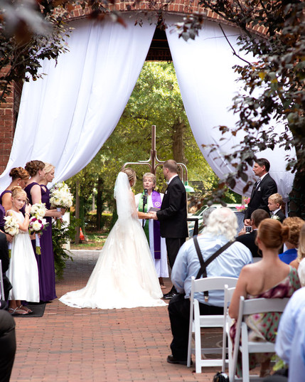 Brookstown Inn Wedding
