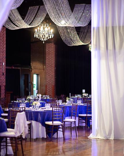 Millennium Center Reception