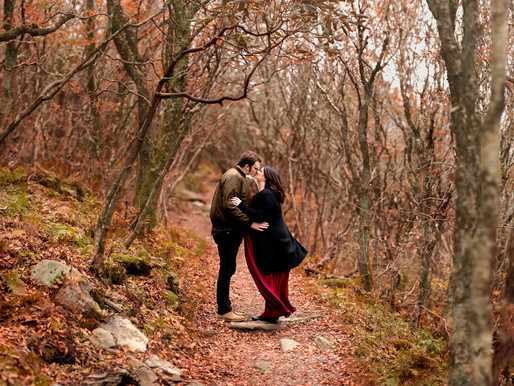 An Asheville Engagement Session