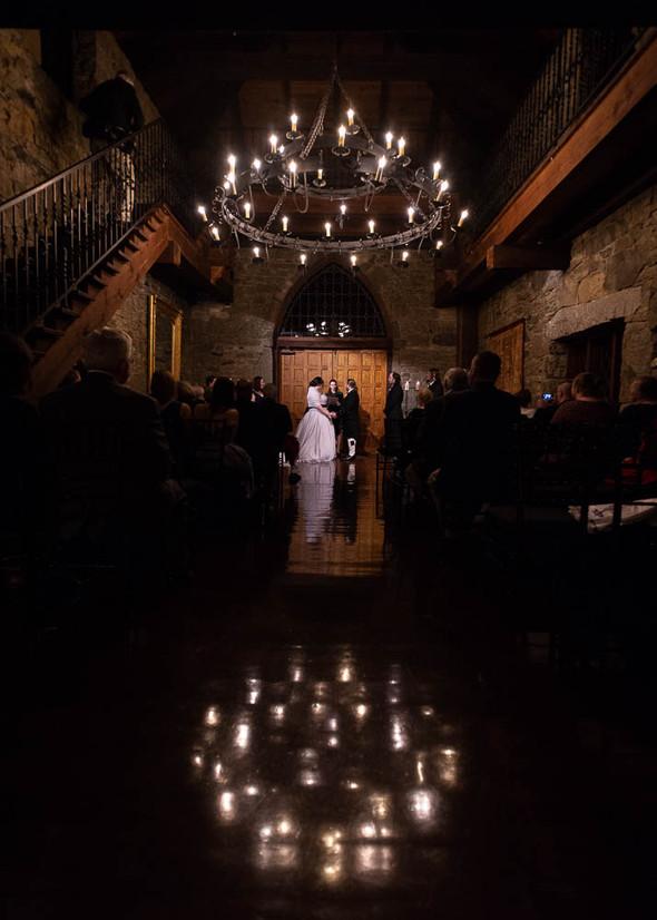 Great Hall Wedding, Castle McCulloch