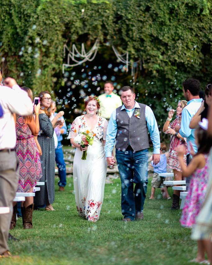 Groome Inn Wedding