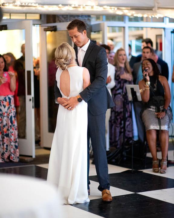 Peninsula Yacht Club Wedding