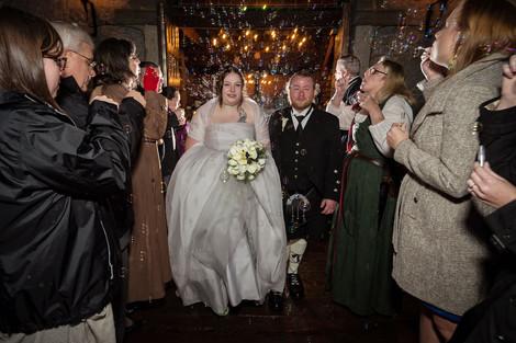 Castle McCulloch Wedding