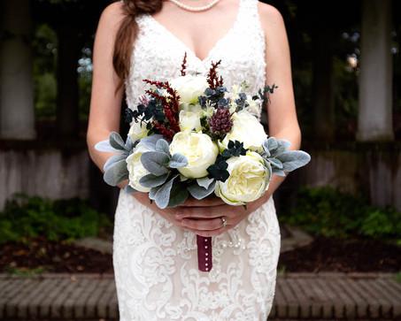 Reynolda Gardens Bridal Sessions