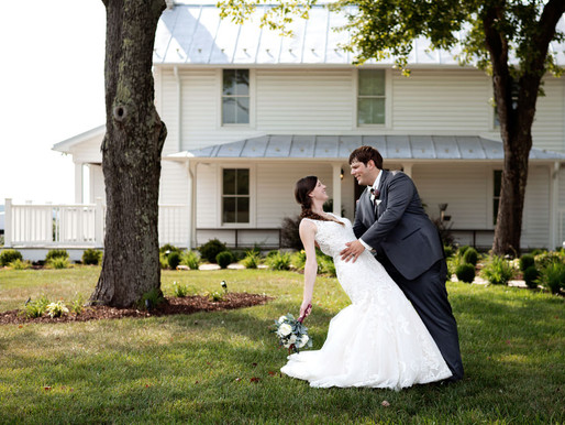 Karen + Stephen || Triple J Manor House || Mocksville, NC