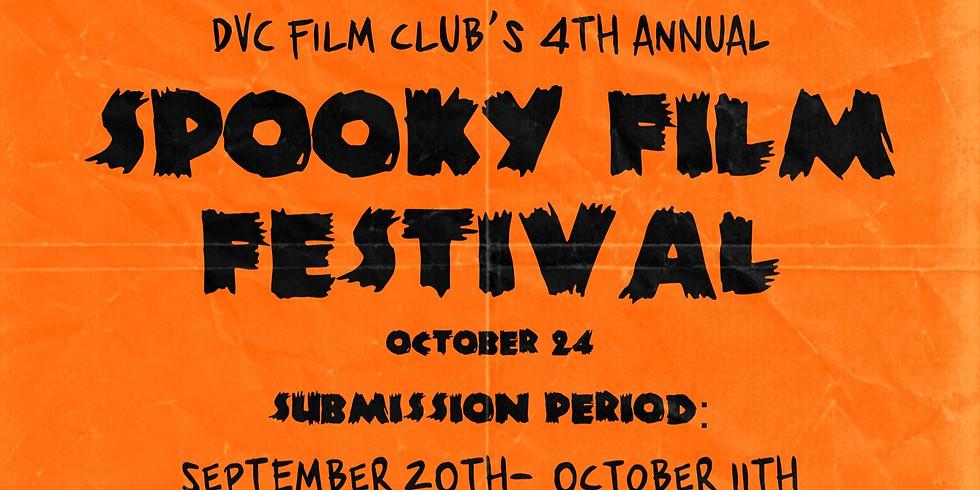4th Annual Spooky Film Festival