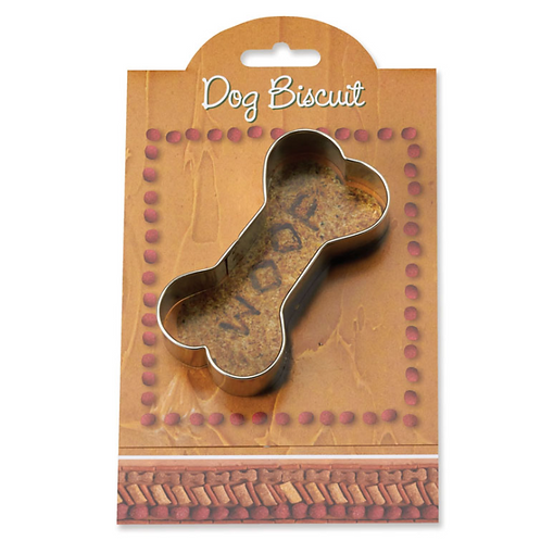 Dog Bone Cookie Cutter + Recipe