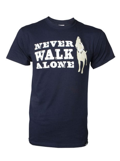 Never Walk Alone Tee (Unisex)