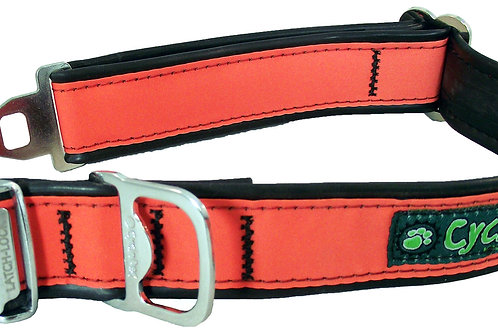 MAX Reflective No-Stink Dog Collar