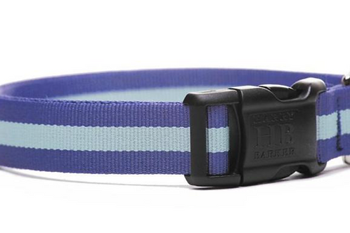 Eton Blue Dog Collar