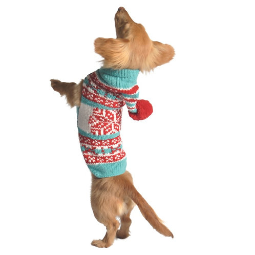 Peppermint Hoodie Sweater