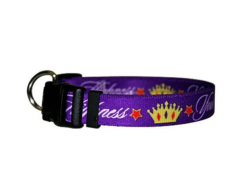 Your Highness Cat Collar