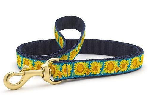Bright Sunflower 6' Leash