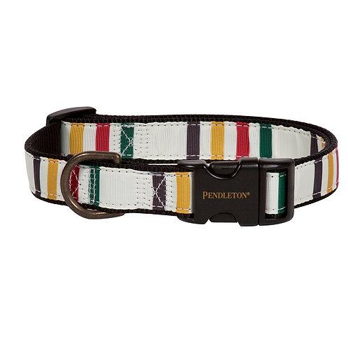 Glacier National Park Dog Collar