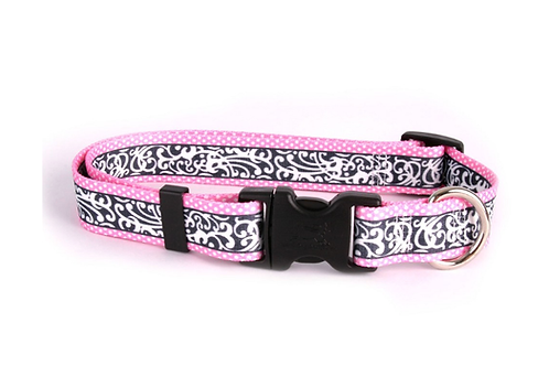 Chantilly Lace Cat Collar