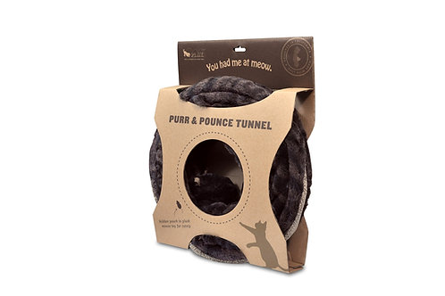Purr and Pounce Cat Tunnel