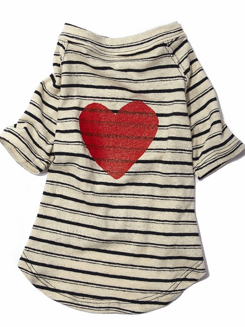 Nautical Heart Tee