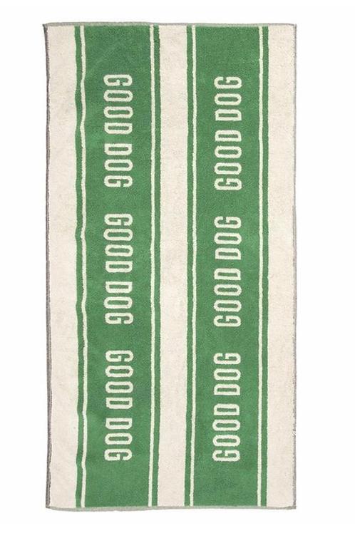 Good Dog Eco-Friendly Dog Towel