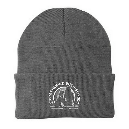 I'd Rather Be Classic Beanie