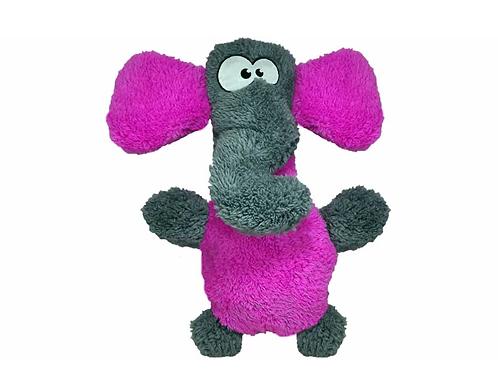 Duraplush Elephant Dog Toy