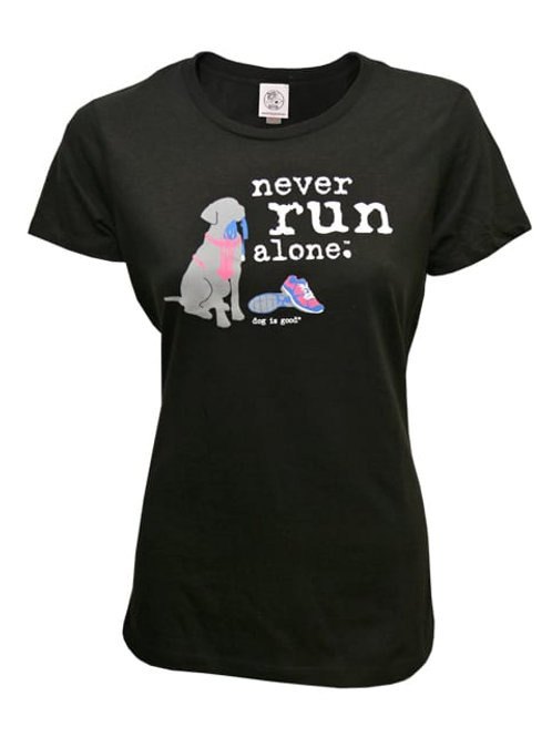 Never Run Alone Tee (Women's)