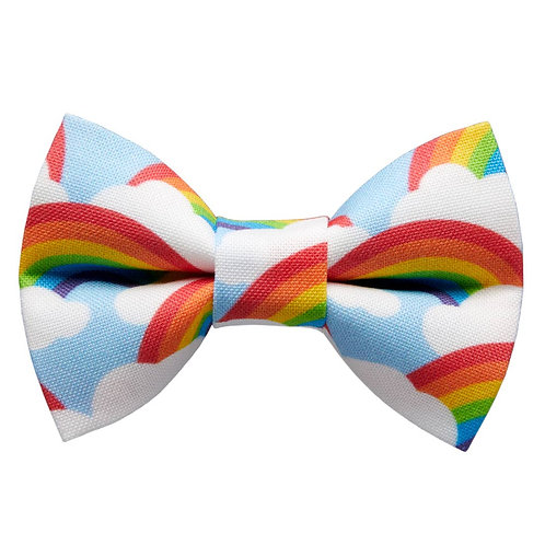 The Bright Side Cat Bowtie