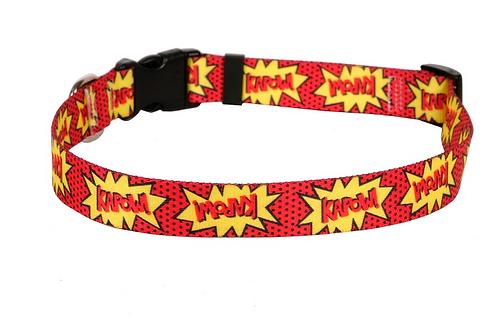 Kapow! Cat Collar
