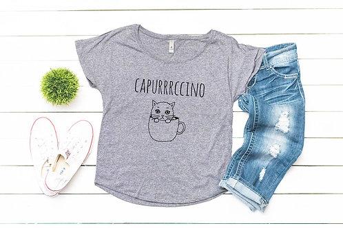 Capurrrccino Ladies Tee