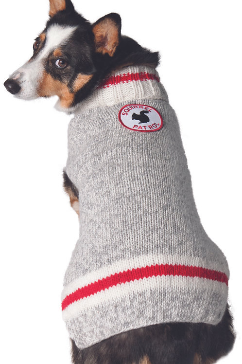 Squirrel Patrol Sweater