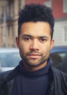Scandinavian actor Henrik Plau