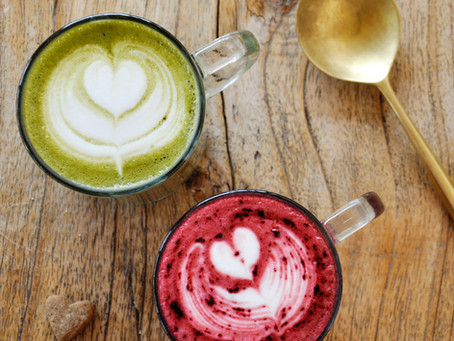 Love Your Heart a Latte