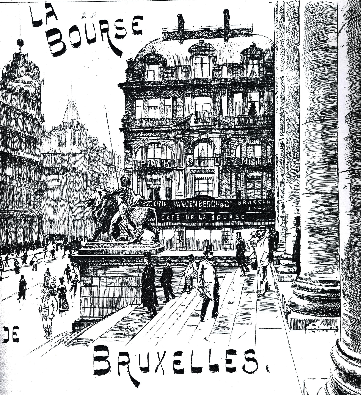 Bourse de Bxl escalier ca 1892.jpg