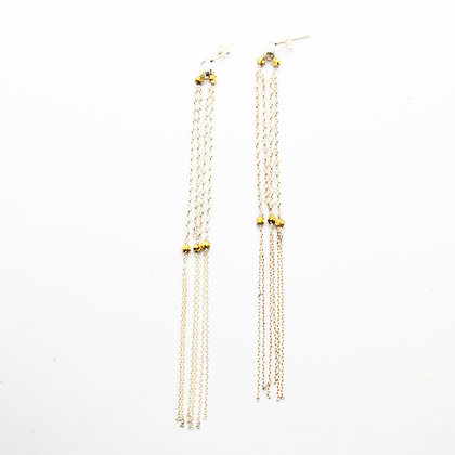 Boucles d'oreilles Sivi | Sivi long earrings