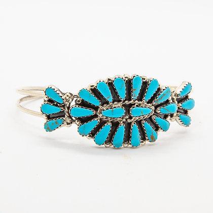 Bracelet argent Navajo   Navajo silver bracelet