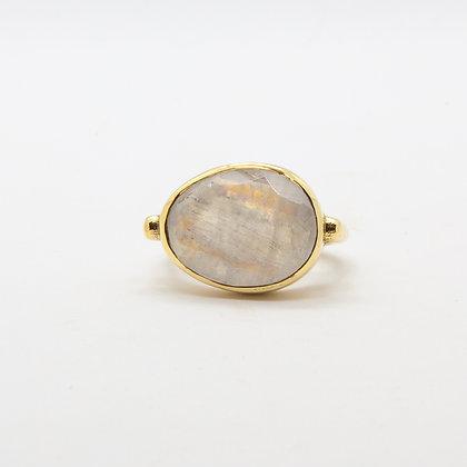 Ama bague pierre de lune | Ama ring
