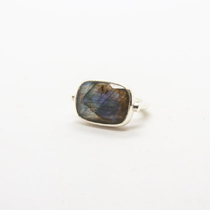 Calypso bague Labradorite  | Calypso ring