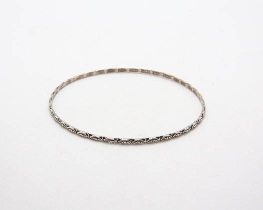 bracelet argent - bracelet femme argent - bijoux ethniques - bijoux createur - the boho society